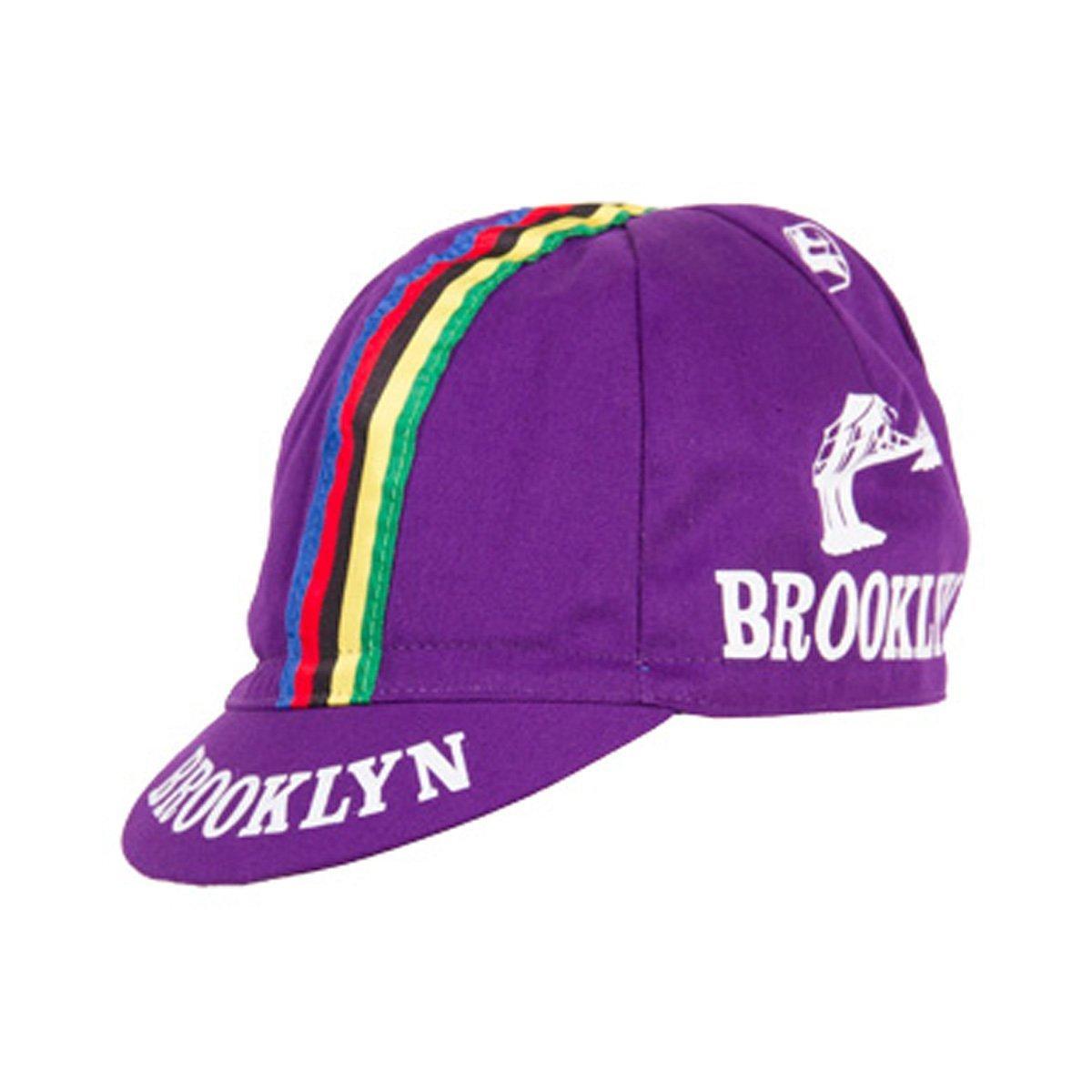 World Stripes Giordana 2016 Brooklyn Team Cycling Cap gi-s2-coca-brok