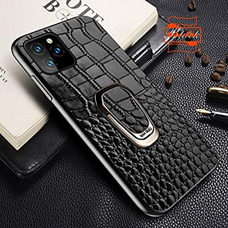Yidai Silu Iphone 11 Pro Max Genuine Leather Back Cover Elektronik