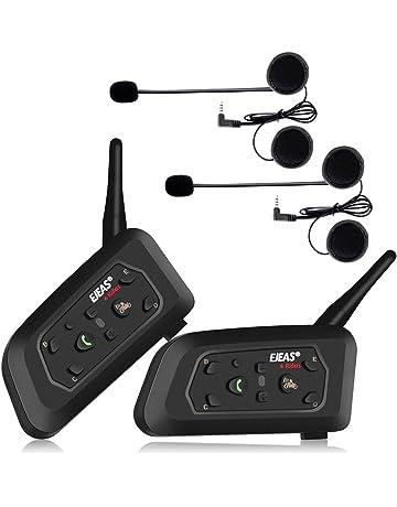 Amazon.es: Manos libres Bluetooth para moto - Accesorios de imagen y sonido: Electrónica