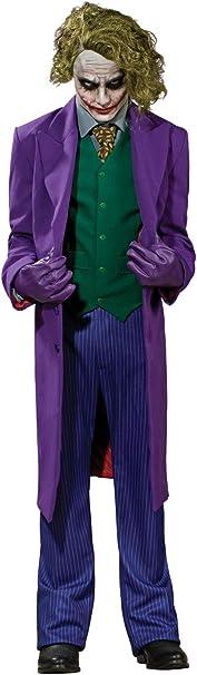 Rubie's Inc Dark Knight The Joker Grand Heritage Costume