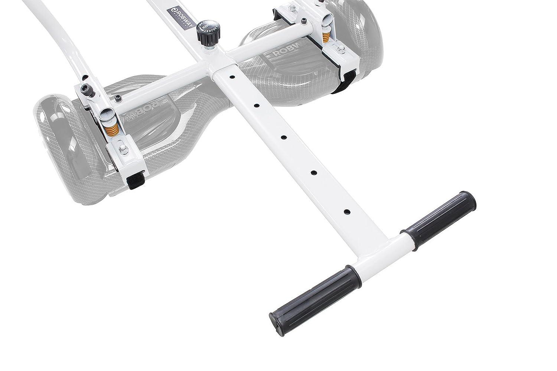 """Robway Original DRIFTKART 360 W1 - und W3 und - universal (6,5""""   8.0""""   10"""") Hoversitz Hoverkart E-Balance E-Scooter Elektroroller Smart Self Balance 3d616a"""