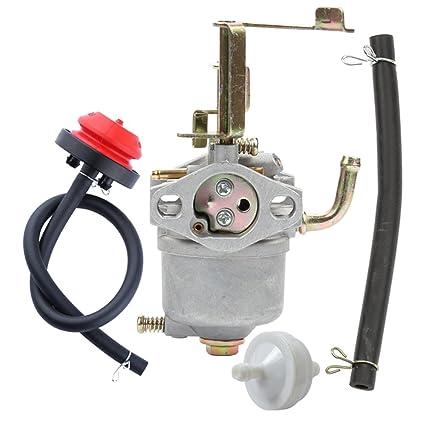 amazon com panari 119 1570 carburetor primer bulb fuel filter for Generator Fuel Filter image unavailable