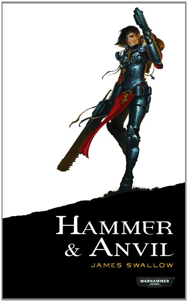 Download Hammer and Anvil (Sisters of Battle) ebook