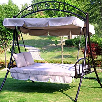hollywoodschaukel luxus. Black Bedroom Furniture Sets. Home Design Ideas