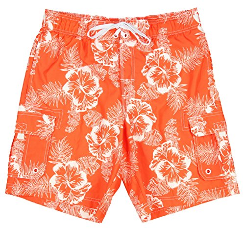 op-orange-solid-hibiscus-tugger-above-knee-205-outseam-swim-trunks-x-large