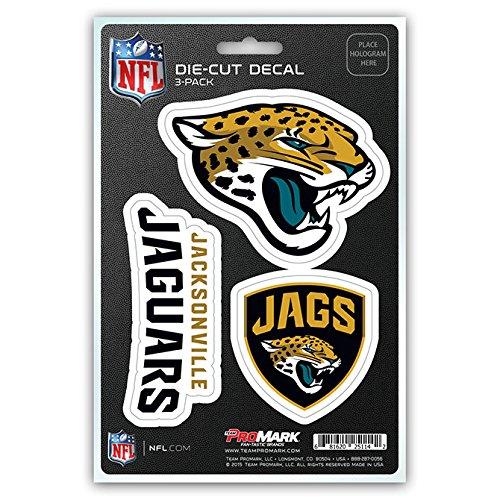 NFL Jacksonville Jaguars Team Decal, ()