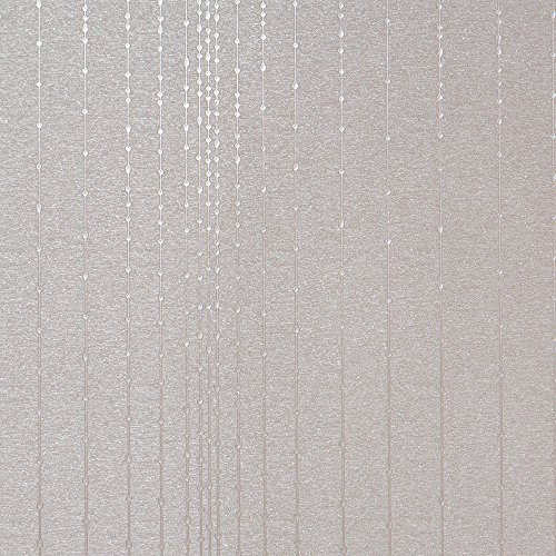 Gleam Silver Modern Wallpaper Walls product image