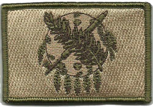 Tactical State Patch - Oklahoma - Multitan