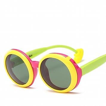 Altavoz Niños Gafas Polarizadas Niños Polarizados Gafas de Sol Gafas de Sol de Silicona , Marco
