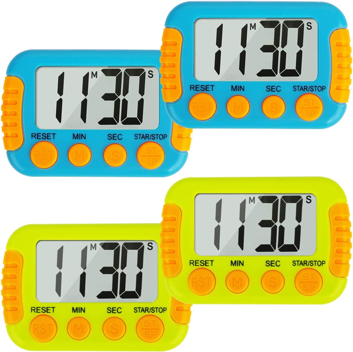 Classroom Timers for Teachers Kids Loud Ring