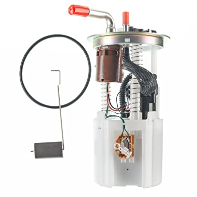 A-Premium Electric Fuel Pump Module Assembly for Chevrolet Trailblazer 2005-2007 SSR Buick Rainier GMC Envoy Ascender 9-7x 4.2L 5.3L 6.0L: Automotive