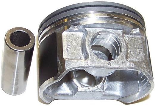 DNJ PR140 Standard Piston Ring Set For 98-10 Dodge 300 Avenger 2.7L DOHC 24v