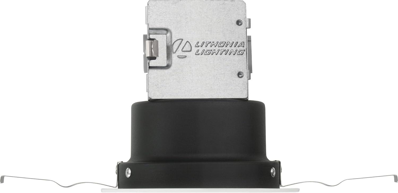 Lithonia Lighting 4JBK ADJ 30K 90CRI MW M6 4-inch Matte White