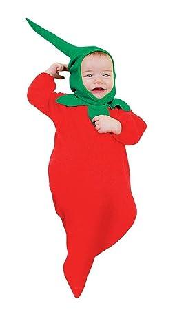 Chili - Disfraz para bebé recién nacido Carnaval Halloween Cosplay ...