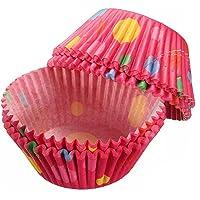Potato001 100Pcs Multicolor Mini Paper Baking Cups Liner Muffin Cupcake Paper Cake Cases One size Random