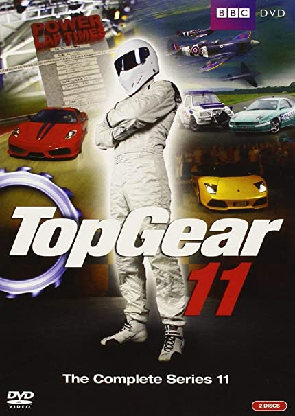 Top Gear - Series 11 [DVD] by Jeremy Clarkson: Amazon.es: Jeremy Clarkson, Richard Hammond, James May, unknown: Cine y Series TV