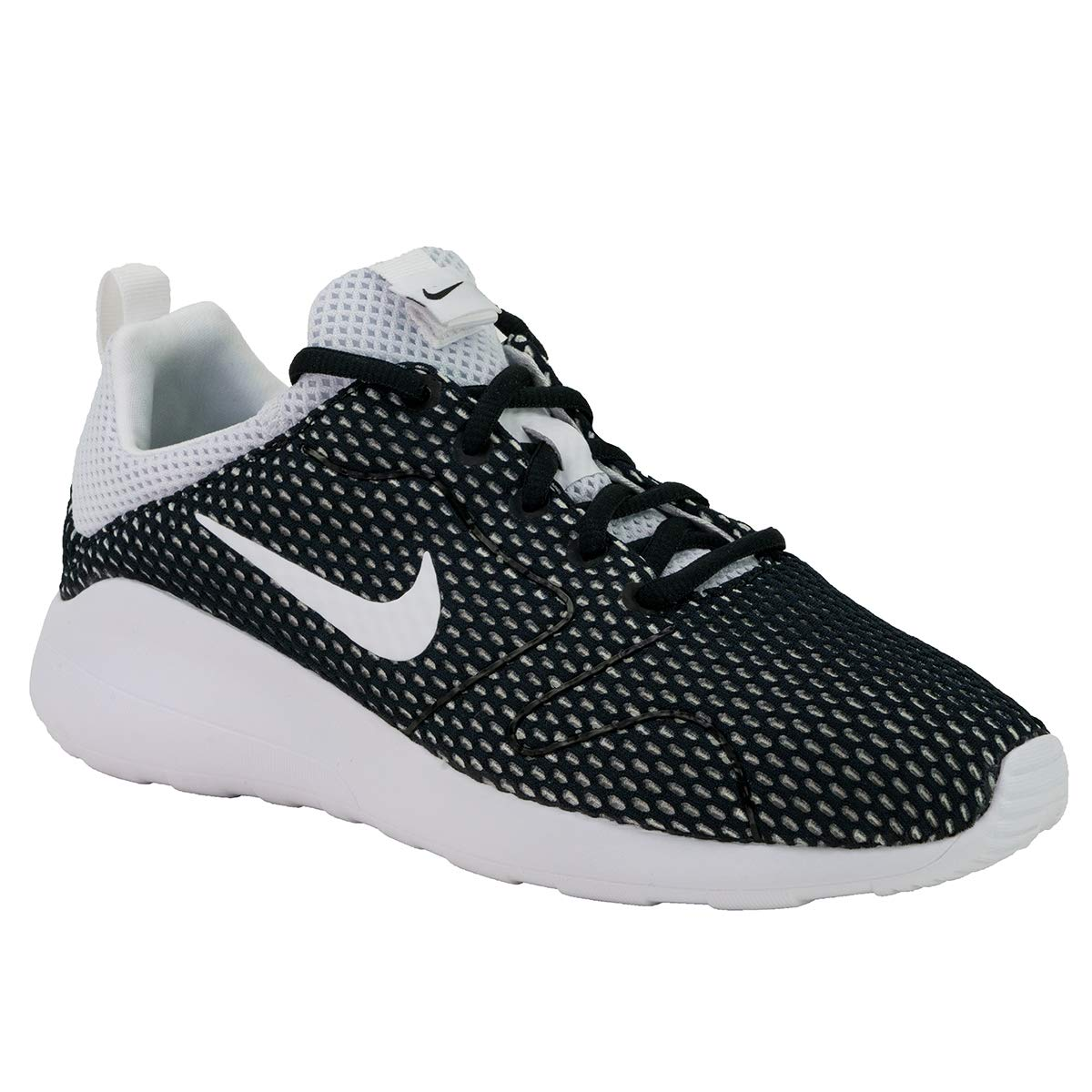 more photos 30b83 b3b7d Galleon - NIKE Men s Kaishi 2.0 SE Running Shoes Black White 7.5