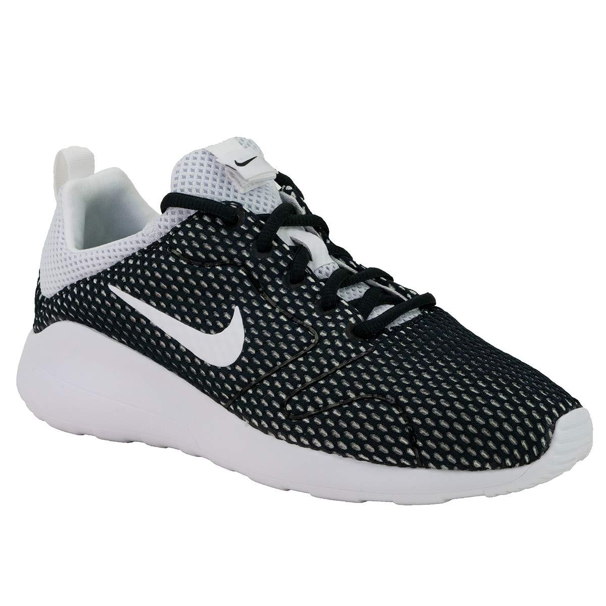 7d16fc7a878d0 NIKE Men's Kaishi 2.0 SE Running Shoes Black/White 7.5