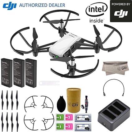 DJI Tello Quadcopter Drone Boost Combo con cámara HD y VR, Incluye ...