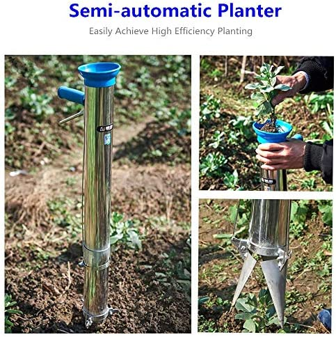 Hand Tools & Equipment Bulb Planters Agricultural Seedling ...