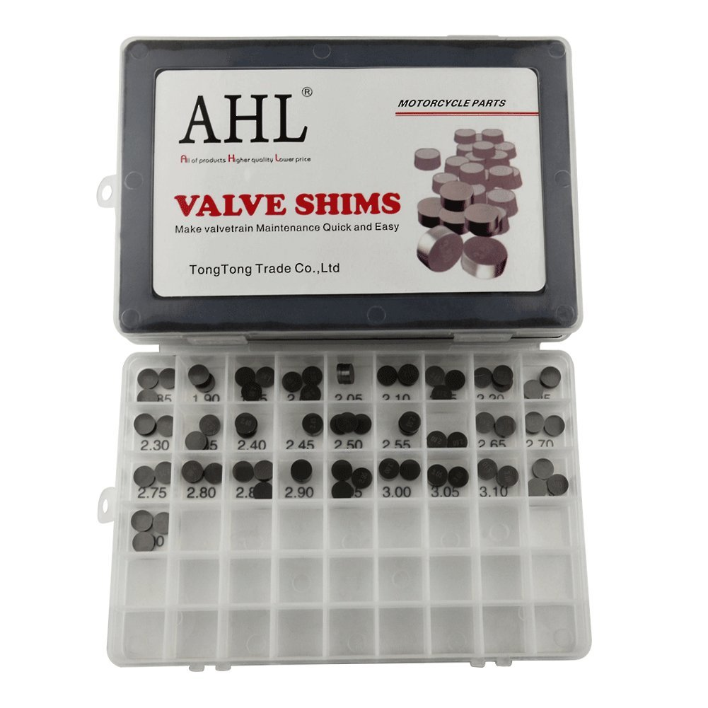 AHL 10.0mm Valve Shim Kit (1*28pcs)