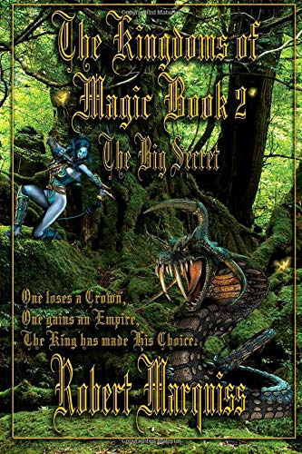 Download The Kingdoms of Magic Book 2: The Big Secret (Volume 2) pdf epub