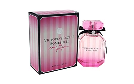 Victoria s Secret Bombshell Eau de Parfum Spray for Women, 3.4 Ounce