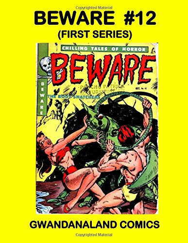 Download Beware #12 (First Series): Gwandanaland Comics pdf