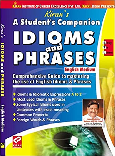 Buy A Students Companion Idioms And Phrases Book Online At Low