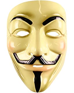 iHeartRaves Guy Fawkes Anonymous V for Vendetta Mask