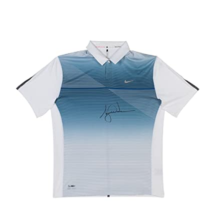 8e602b72 Image Unavailable. Image not available for. Color: TIGER WOODS Signed Nike  ...