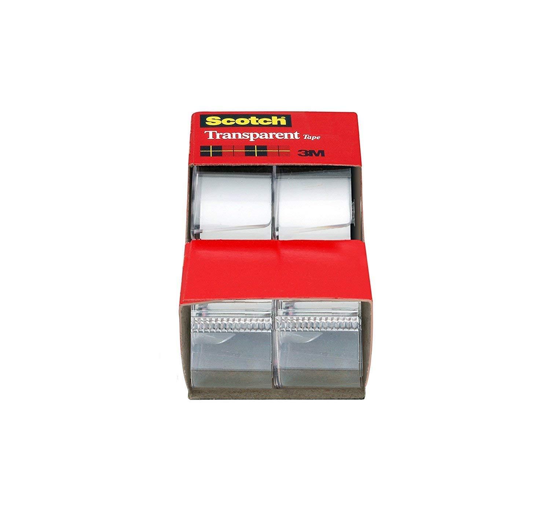Scotch 3/4 transparente cinta, 3/4 Scotch en x 850 cm, 256c91