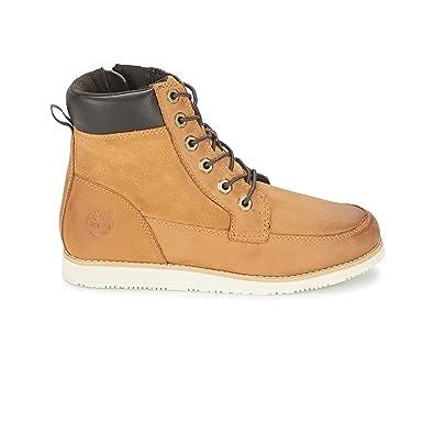 424c7ffa850f1 Timberland 6 en Enfant Yellow Boots Baskets Unisexe Wheat - Marron - Jaune  blé