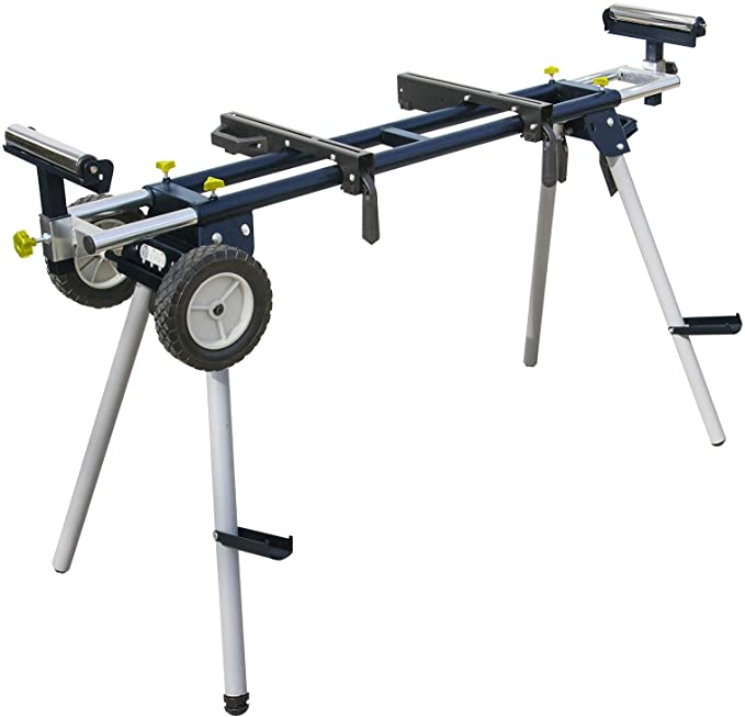 POWERTEC MT4000 Deluxe Portable Miter Saw Stand