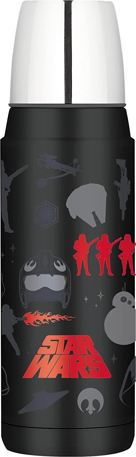 Thermos 16 Ounce Compact Beverage Bottle, Star Wars Episode VII