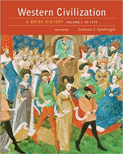 Amazon western civilization a brief history volume i to amazon western civilization a brief history volume i to 1715 9781305633476 jackson j spielvogel books fandeluxe Images