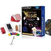BrilliantMagic Magic Tricks Kit for Kids (Blue) Kids Magic Tricks Set