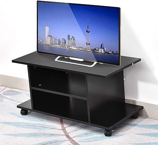 Zoternen Mueble para Televisión Movible TV Unidad Gabinete 80 * 40 ...