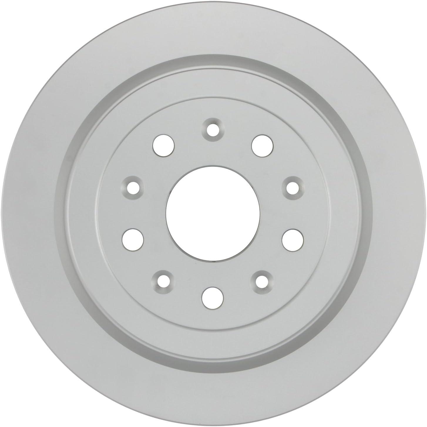 Bosch 50011658 Rear QuietCast Premium Disc Brake Rotor For 2012-2016 Toyota Prius V