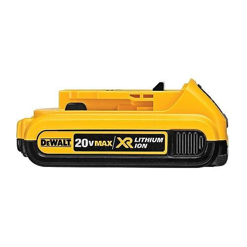 Dewalt 20V Max Compact XR Li-Ion Compact Battery