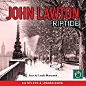 Riptide Audiobook by John Lawton Narrated by Lewis Hancock