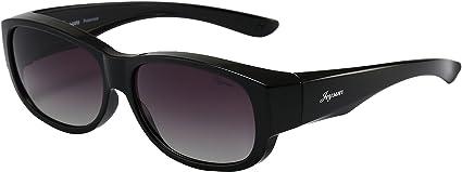 Joysun Unisex Polarized LensCovers Sunglasses Wear Over Prescription Glasses 8009