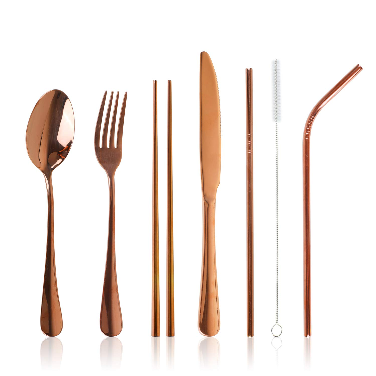 Top 10 Best Stainless Steel Flatware Sets In 2019