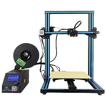 Creality CR-10 Impresora 3D Profesional MK10 Boquilla Patent ...