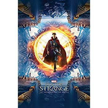 Amazon.com: Doctor Strange - Marvel Movie Poster / Print (Regular ...