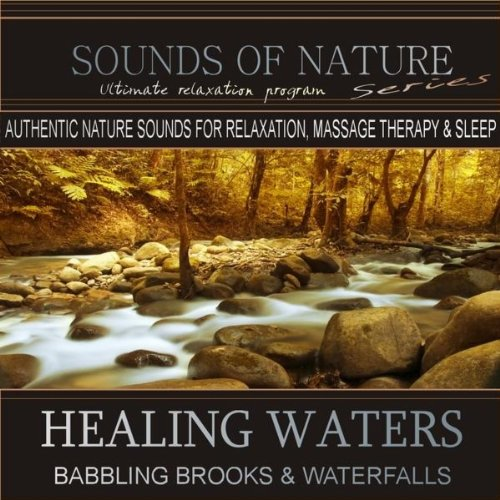 A Relaxing Forest Stream for Deep Relaxation, Meditation