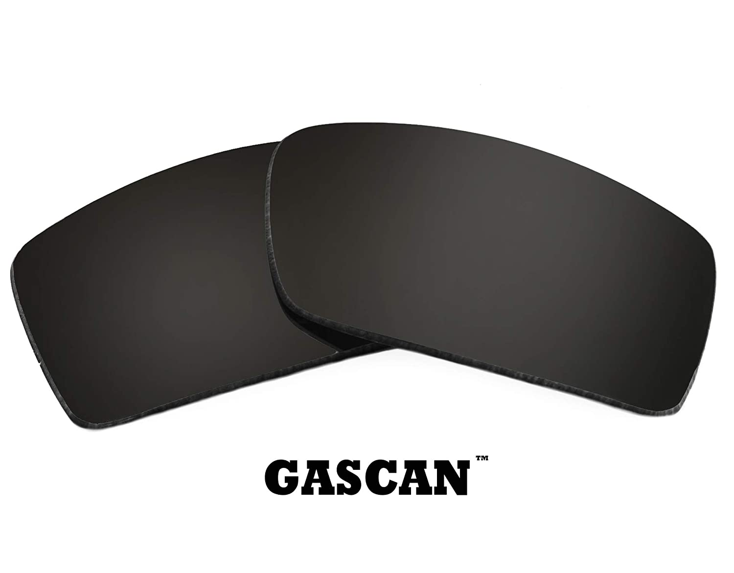 51887a3769 GASCAN Replacement Lenses Advanced Black by SEEK fits OAKLEY Sunglasses at  Amazon Men s Clothing store