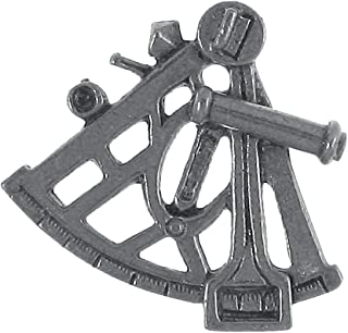 product image for Jim Clift Design Sextant Lapel Pin