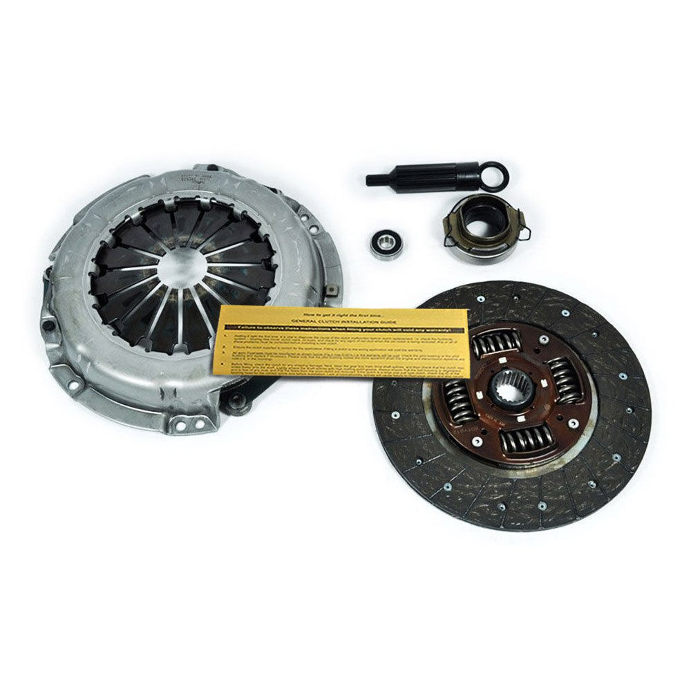 EFT STAGE 1 HD CLUTCH KIT WORKS WITH 2007-11 JEEP WRANGLER X SPORT RUBICON UNLIMITED 3.8L V6