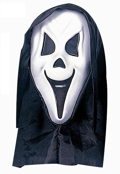 Máscara de Scream Halloween Máscara de fantasma de Mardi Gras máscara de Halloween fantasma máscara de